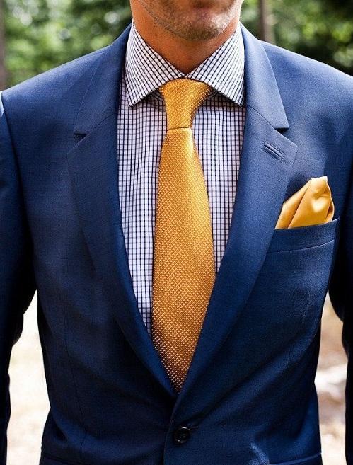 ترکیب رنگ لباس آقایان