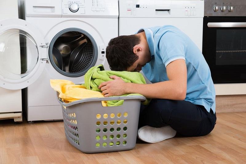 علائم ماشین لباسشویی
