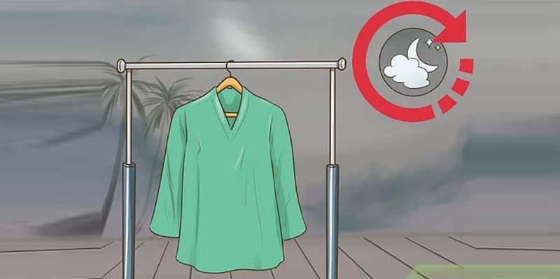 شستشوی لباس حریر با دست