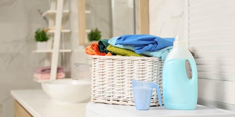 آیا مایع لباسشویی برای ماشین لباسشویی ضرر دارد؟