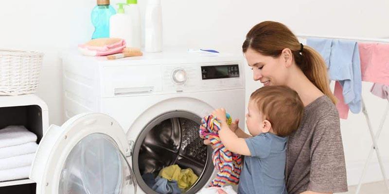 مایع لباسشویی مخصوص لباس کودک