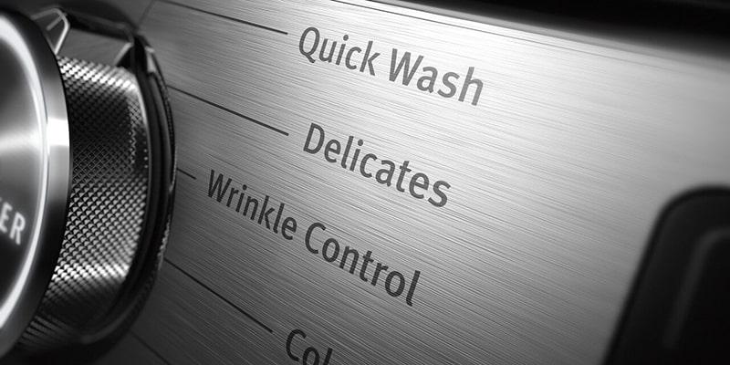 ماشین لباسشویی ضد چروک